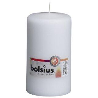 Bolsius Stumpenkerzen 150x78 mm weiß (8 Stück)