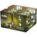 Teelichter weiß mit 8 Std. Brenndauer im 90er Beutel Bolsius Professional