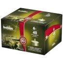 Maxi Teelichter weiß 10 Std. Brenndauer im 40er Beutel Bolsius Professional
