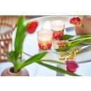 Bolsius Gefülltes Duftglas 80x73 mm Holiday Dreams Holländische Tulpen