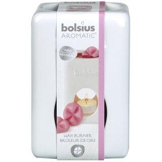 Bolsius Duftlampe Square Eckig weiß (1 Stück)