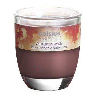 Bolsius Duftgläser gefüllt 80x70 mm Limited Edition